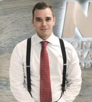 Justin Valadez, Financial Advisor